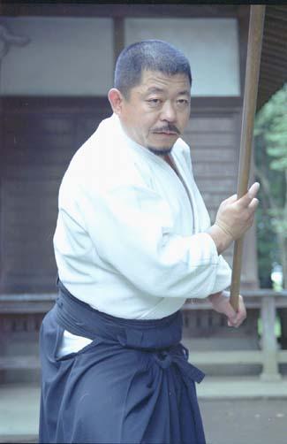 Iwama Dojo deshi