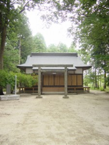 The Oomoto-kyo shrine to Aikido in Iwama.
