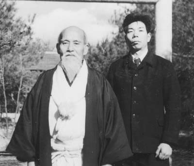 Morihei Ueshiba - O'Sensei 1