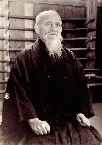 O'Sensei portrait