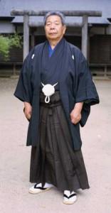 Morihiro Saito Sensei 9th dan shihan