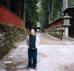 31 Takayasu Sensei, Kashima precinct.jpg